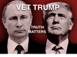 Dr. Botelho Launches a People's Social Media Campaign: Sign Up to #VetTrump:TruthMatters
