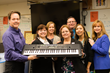 Yamaha Joins Forces with Mr. Holland's Opus Foundation to 'Share the Gift' of 22 New Keyboards with Dale Jr. High School
