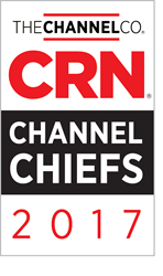 Ron McNab 2017 2017 Channel Chief
