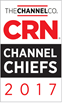 AireSpring's Ron McNab, Senior Vice President of Channel Sales, Recognized as 2017 CRN Channel Chief