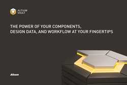 The power of your components, design data, and workflow at your fingertips.