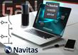 Navitas Produces World's First Integrated Half-Bridge GaN Power IC