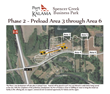 Phase 2 site preparation underway at Port of Kalama Spencer Creek Business Park