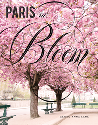 Cover Art for Paris in Bloom by Georgiana Lane