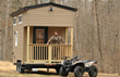 Tiny House Building Company, LLC Launches New Company Hunting Shacks