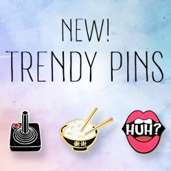 Trendy Pins