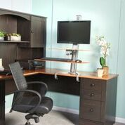 Healthpostures Showcases Sit Stand Desk For Home Office At