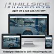 HillsideImports.com New Website Design 2017
