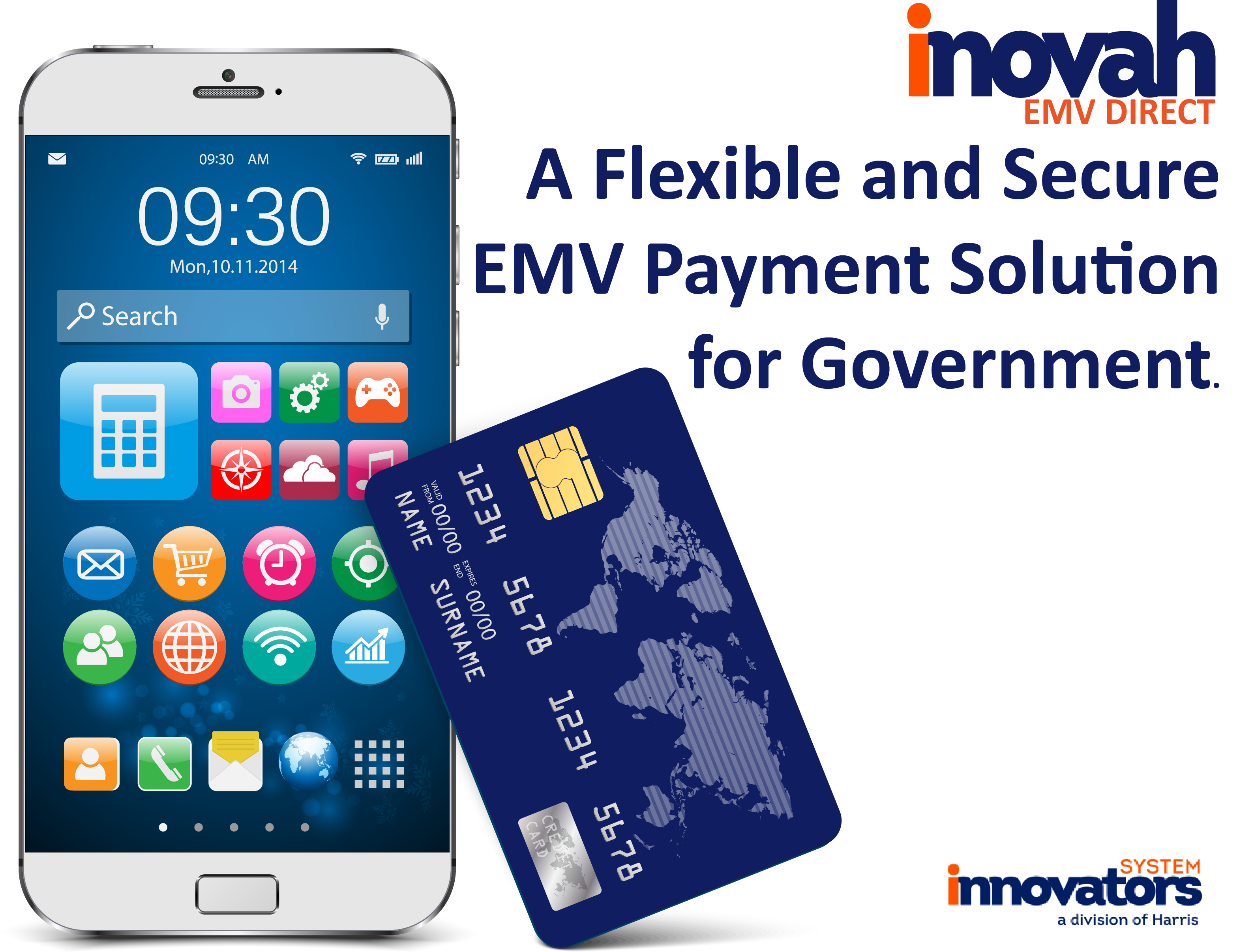 System Innovators Releases Flexible And Secure Emv Credit