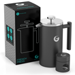 Coffee Gator Introduces Premium French Press to Keep Coffee Hotter for Longer, as the Make-Coffee-at-Home Market Explodes