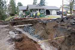 Sinkholes associated with road collapses are not acts of nature, but instead the result of failed dilapidated culverts.