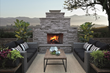 Eldorado Stone Redefines Outdoor Living with New Sherwood™ Fireplace
