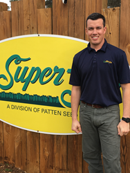 Kevin Farrell at Super-Sod