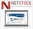 Make better inventory decisions with NETSTOCK