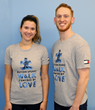 Powered by Love: T-shirt designed by Tommy Hilfiger supports the Autism Speaks Walk