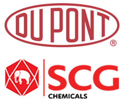 DuPont and SCG Logos