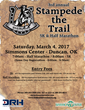 3rd Annual Stampede the Trail 5k and Half Marathon Scheduled in Duncan, the Heart of the Chisholm Trail