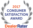 DealerRater Recognizes South Dade Toyota with a Consumer Satisfaction Award