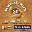 Retirement Industry Trust Association (RITA) Celebrates 30th Anniversary at Upcoming Self-directed IRA Conference in Washington, DC on March 27-29