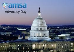 AMSA Advocacy Day February 23, 2017