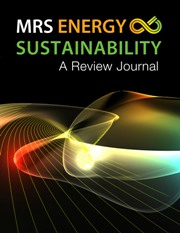 MRS Energy & Sustainability