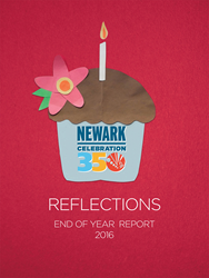Newark Celebration 350 Report Cover