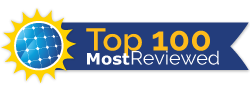 Top 100 Most Reviewed Solar Installer Partners Banner