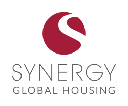 Logo for Synergy Global Housing