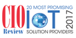 embedUR named in CIOReview's 20 Most Promising IoT Solution Providers 2017