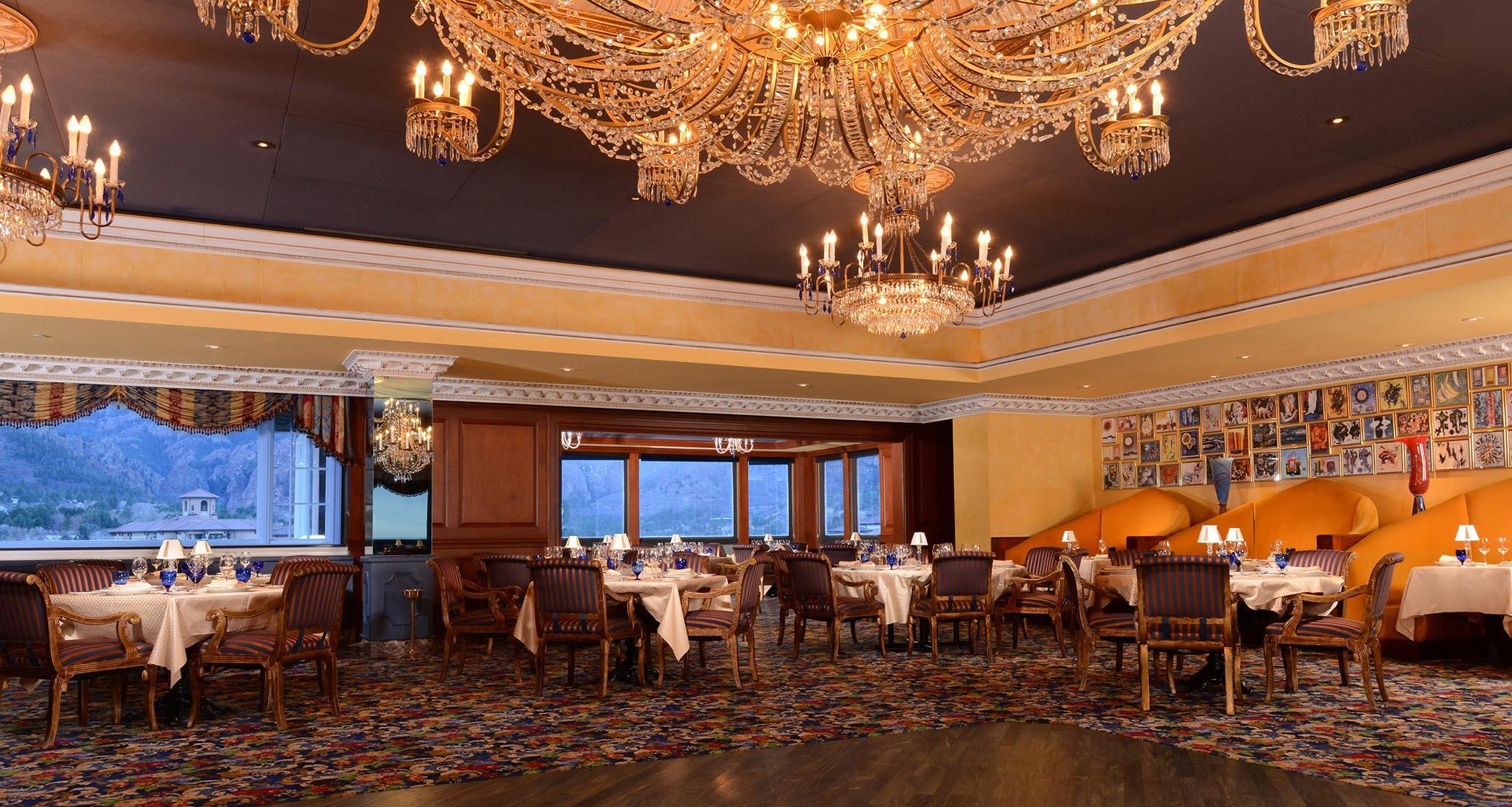 Broadmoor Room Service