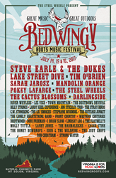Full Lineup Announced for Fifth Annual Red Wing Roots Music Festival