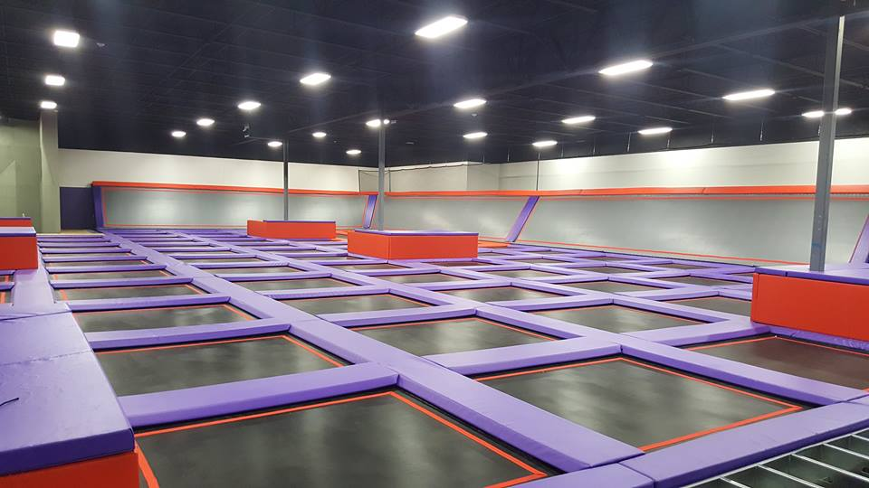 Altitude Trampoline Park Is Jumping Into Pelham Nh