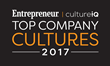 Lessonly Recognized as One of the Nation's Best Company Cultures by Entrepreneur and CultureIQ