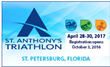 St. Anthony's Triathlon Calls for Volunteers for 2017 Race Weekend