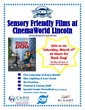 "Center for Autism and Related Disorders Providence Offers ""Sensory Friendly Films,"" a Movie Event for Families Affected by Autism"