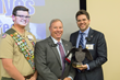 Boy Scouts Honor Columbia Southern University President