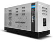 HIPOWER SYSTEMS' HRNG-510 is powered by a super-energy-efficient, EPA certified, Waukesha industrial gaseous engine.