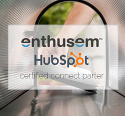 Enthusem is a HubSpot Certified Connect Partner