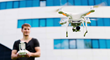 Babson's Latest Drone Service Startup, Dronegenuity, Enters BETA Challenge