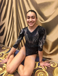 Head Over Heels Athletic Arts' Gymnast Frida Esparza