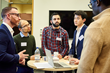 myGwork and Willis Towers Watson give students access to LGBT leaders and unlock their potential during a networking event