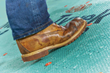 Tyvek® Protec™ Roofing Underlayment Wet Boot Demo