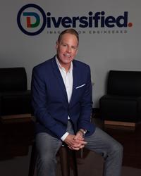 David Berndt, Executive Regional Director, Diversified