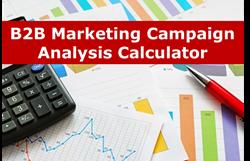 B2B Marketing Campaign Analysis Calculator