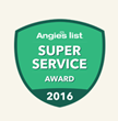 Atlanta Lawn Care Provider Simply Organic® Turf Care Wins 2016 Angie's List Super Service Award