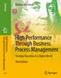 "BPM-D Announces New Book: ""High Performance Through Business Process Management – Strategy Execution in a Digital World."""