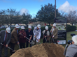 South Lake Hospital, Robins & Morton celebrate expansion groundbreaking.