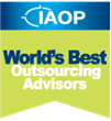 IAOP World's Best Outsourcing Advisor