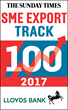 Exclaimer Makes The Sunday Times Lloyds SME Export Track 100 League Table 2017