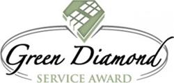 Renewal by Andersen Los Angeles Green Diamond Award